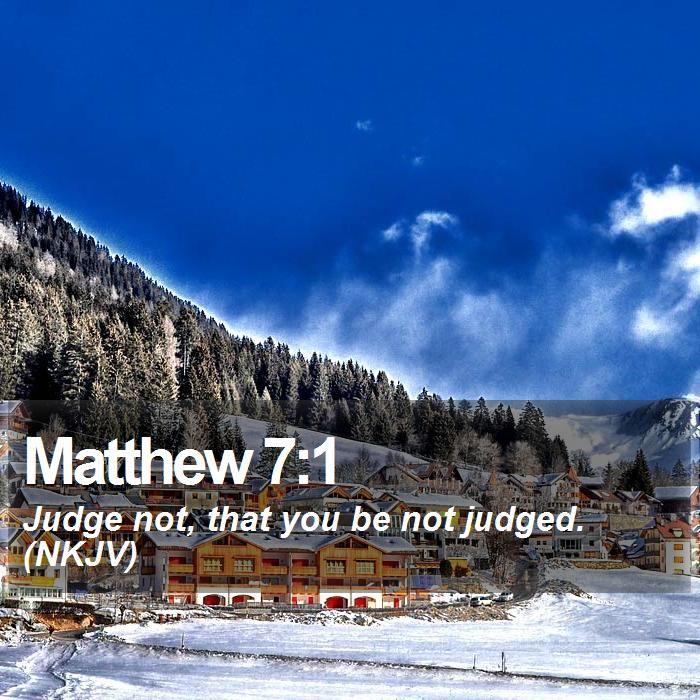Matthew7