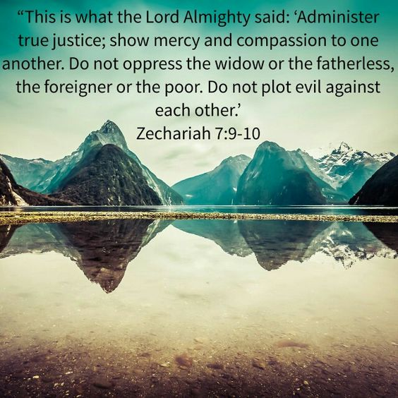 Zechariah7-9