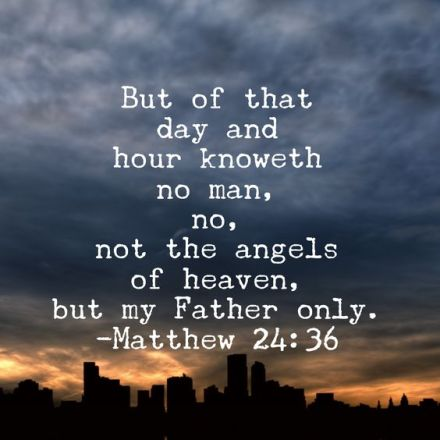 Matthew24-36