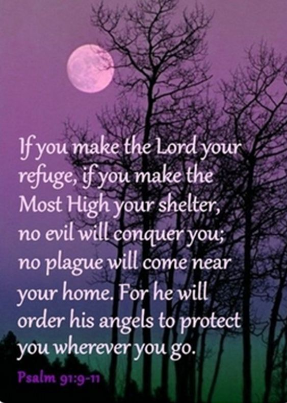 Psalm91-9-11