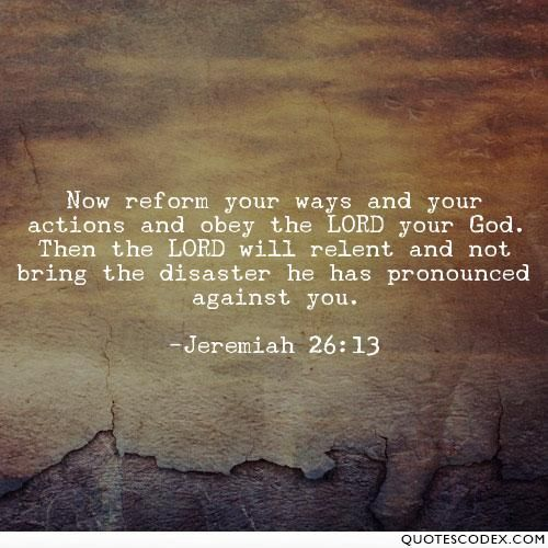 Jeremiah26-13