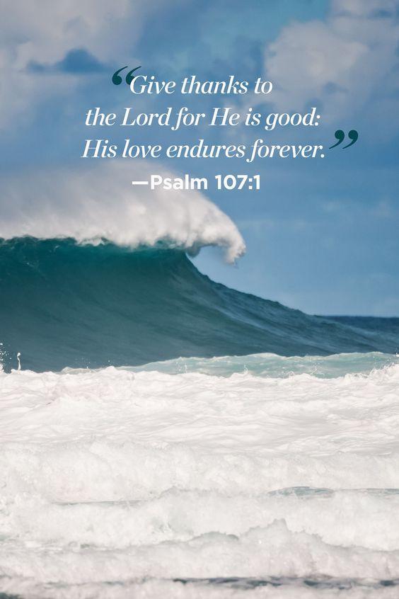 Psalm 107-1